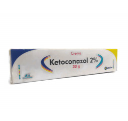 Ketoconazol Crema 2% * 30 G