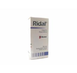 Ridal Risperidona 1 mg / ml...