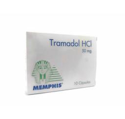 Tramadol Menphis 50 Mg * 10...