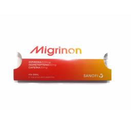 Migrinon SANOFI 300 Mg...