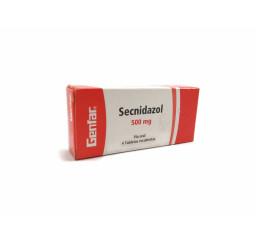 Secnidazol Genfar 500 Mg X...