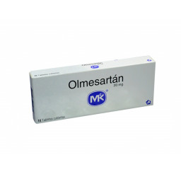Olmesartan Medoxomil MK (20...