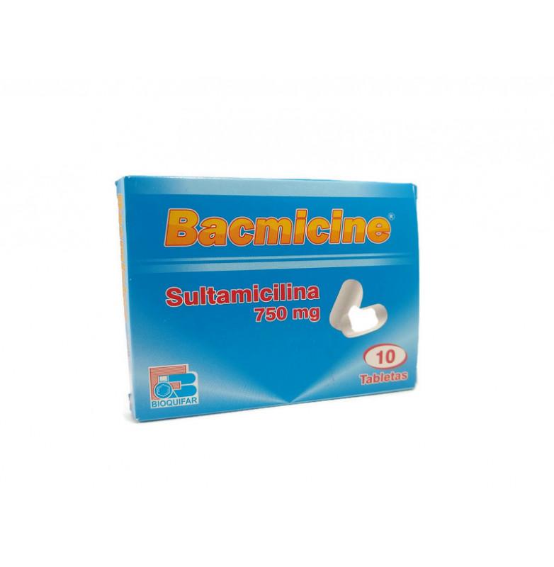 Sultamicilina 750 Mg (Unasyn)