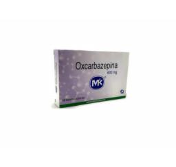Oxcarbazepina MK 600 Mg *...