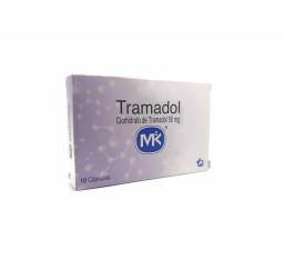 Tramadol MK 50 Mg * 10...
