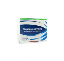 Mesalazina 500 Mg * 30...