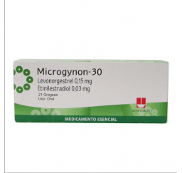 Microgynon 0,15 mg / 0,03...
