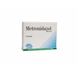 Metronidazol Ovulo 500 Mg X...