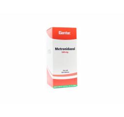Metronidazol Genfar 500 Mg...