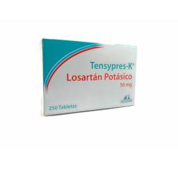 Tensypres- K Losartán...