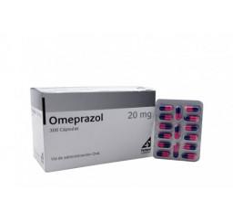 Omeprazol 20 Mg * 300 Capsulas