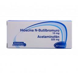 Hioscina N-Butilbromuro +...