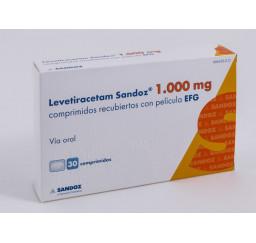 Levetiracetam 1000 mg x 30...