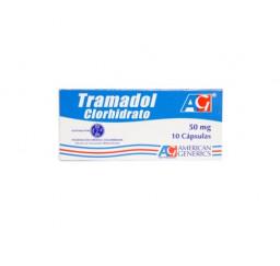 Tramadol AG 50 Mg * 10...