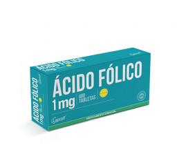 Acido Folico ecar 1Mg X 30...