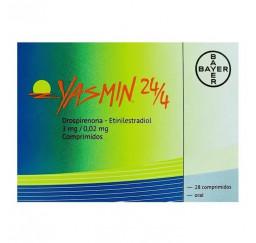 Yasmin Diario 3 mg / 0,03...