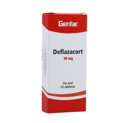 Deflazacort 30 mg * 10...