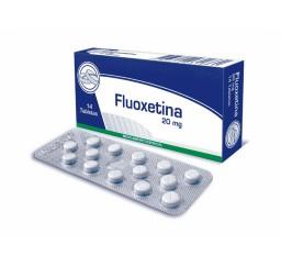 Fluoxetina 20 Mg * 30...