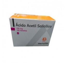 Ácido Acetilsalicílico 100...