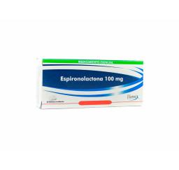 Espironolactona Humax 100...