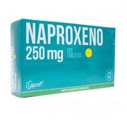 Naproxeno 250 mg * 10...