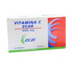Vitamina C 500mg X 10...