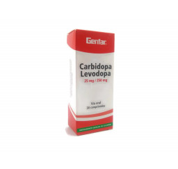 Carbidopa Levodopa /...