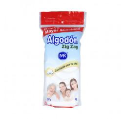 Algodon 25 gr zig zag MK