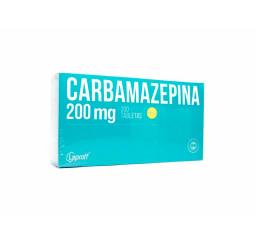 Carbamazepina 200 Mg X 10...