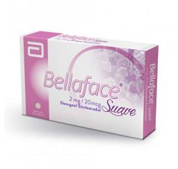 Bellaface suave 28 Tabletas...