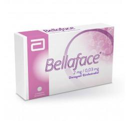 Bellaface 21 Tabletas...