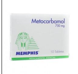 Metocarbamol 750 mg x 10...