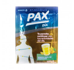 Pax dia 6gr antigripal...