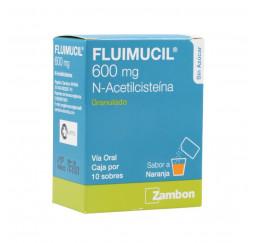 Fluimucil N- Acetilcistina...
