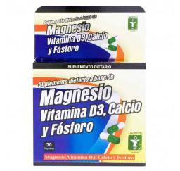 Magnesio, Vitamina D3,...