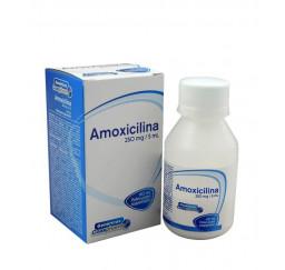 Amoxicilina 250 Mg / 5 Ml...