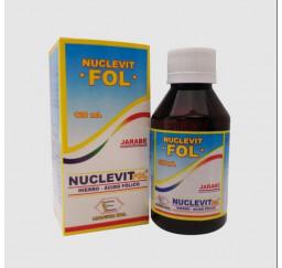 Nuclevit fol Hierro 30 mg...
