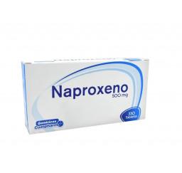Naproxeno 500 mg * 10...