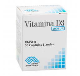 Vitamina D3 2.000 ui * 10...