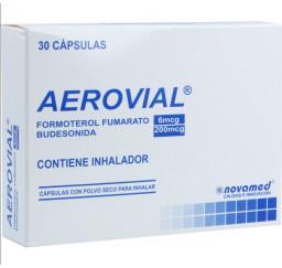 Aerovial FORMOTEROL...