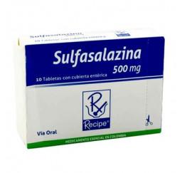 sulfasalazina Recipe 500 Mg...