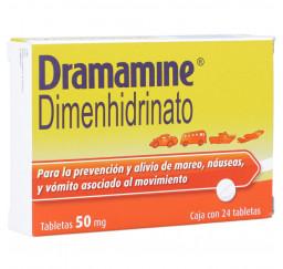 dramamine dimenhidrinato...