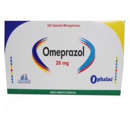 Omeprazol 20 Mg * 30 Capsulas