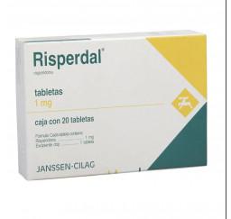 Risperdal Risperidona 1 mg...