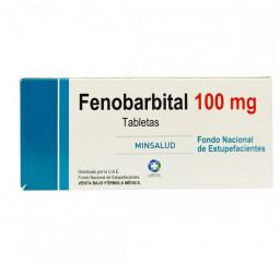 Fenobarbital 100 Mg * 30...