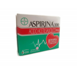 Aspirina Bayer 100 Mg X 28...